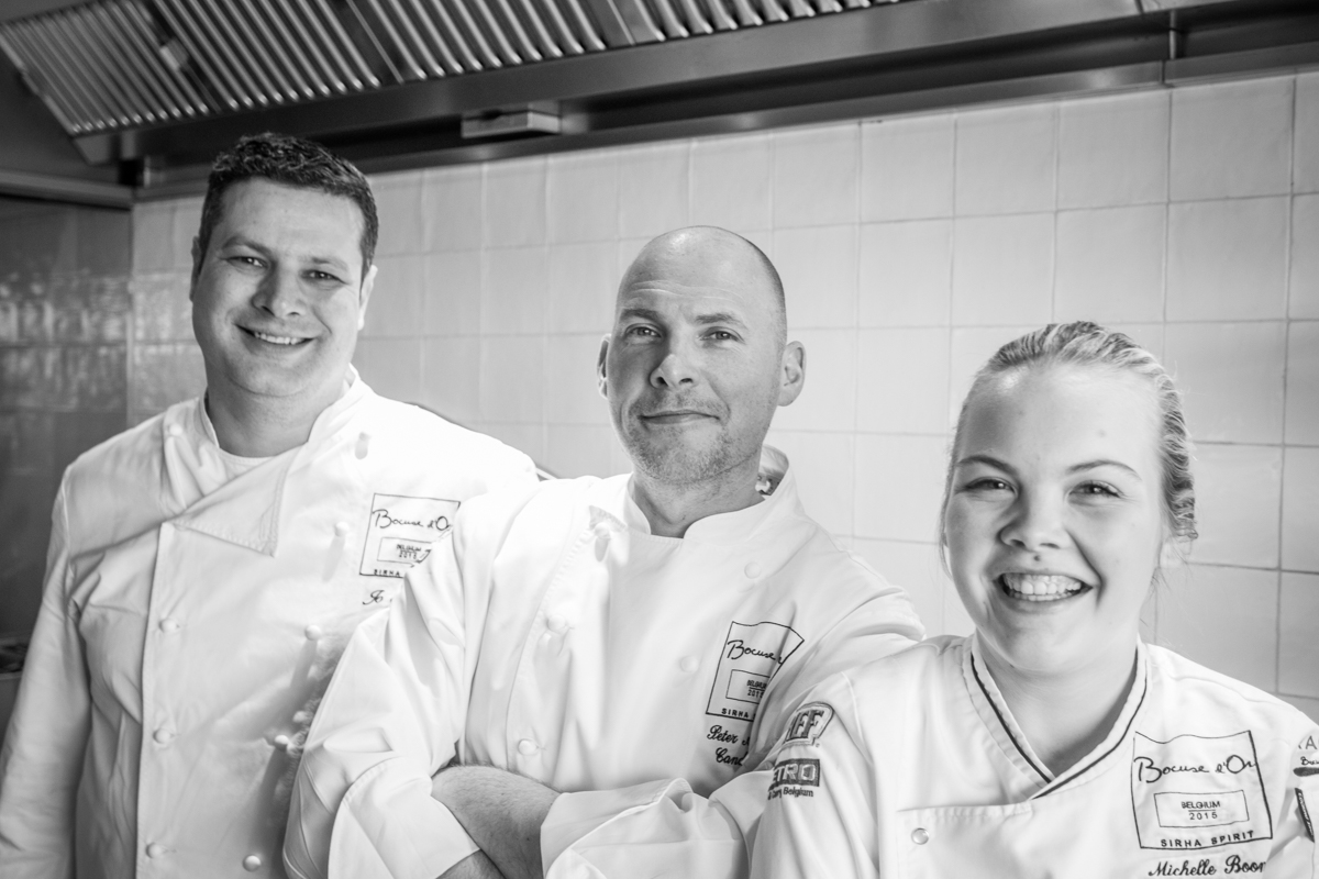 Bocuse D'Or - Europees Team